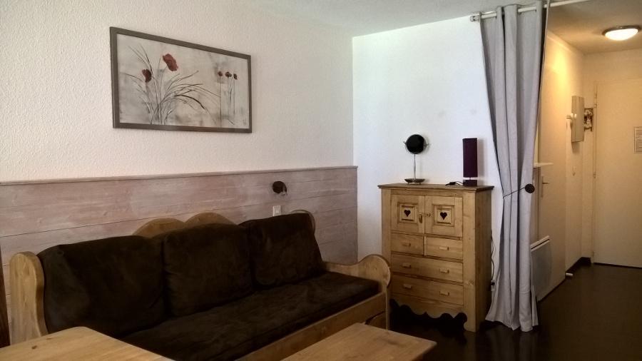 Studio meublé 4 pers. max - coin montagne - Vacances et cures