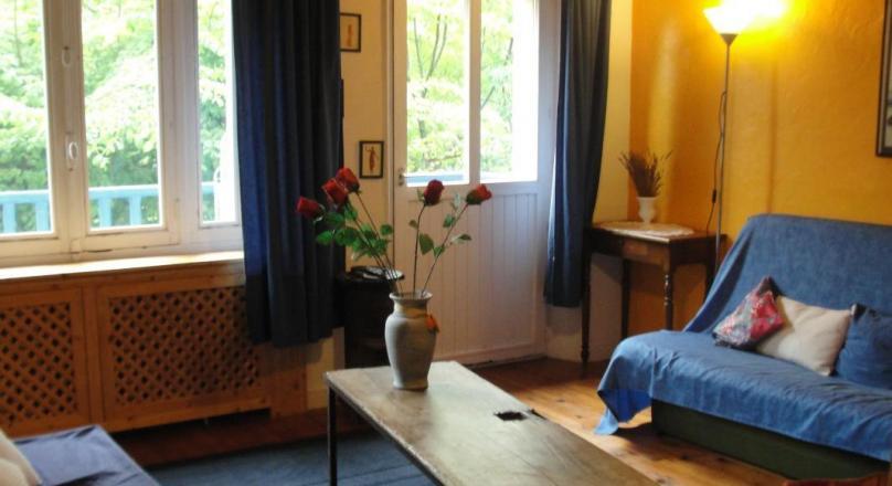 Location appartement pour 6 personnes à Brides les Bains cure et vacances