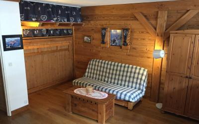 Studio CENTRE-VILLE Brides-les-Bains classé 2 étoiles Résidence Le Roseland pour cure et vacances